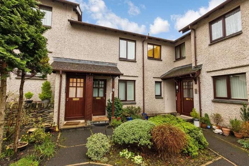 2 Bedrooms Apartment Flat for sale in 103 Elleray Gardens, Windermere, Cumbria, LA23 1JE