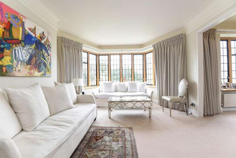 3 Bedrooms Flat for sale in Manor Fields, Putney, SW15