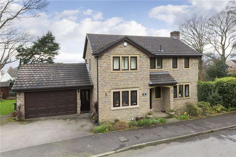 4 Bedrooms Detached House for sale in The Orchards, Bingley, West Yorkshire