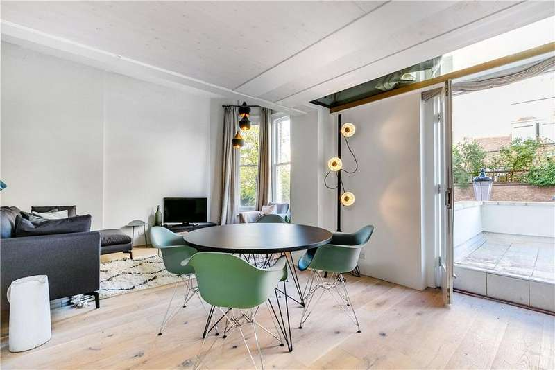 1 Bedroom Flat for sale in Airlie Gardens, Kensington, London, W8