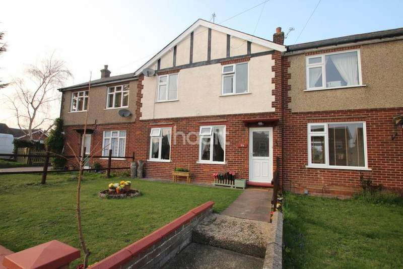3 Bedrooms Terraced House for sale in Bromley Road