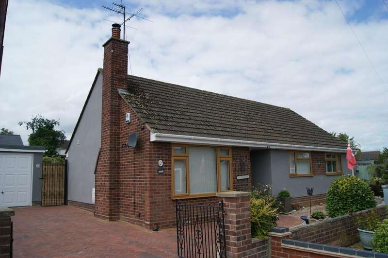 2 Bedrooms Detached Bungalow for sale in Windermere Road, Sudbury