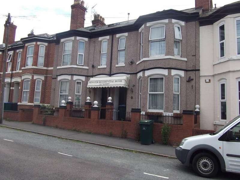 18 Bedrooms Terraced House for sale in Westminster Road, Coventry