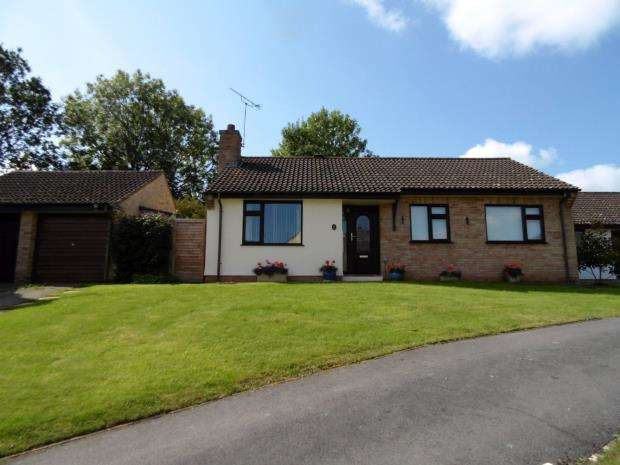 3 Bedrooms Detached Bungalow for sale in WesternLea, Crediton, Devon