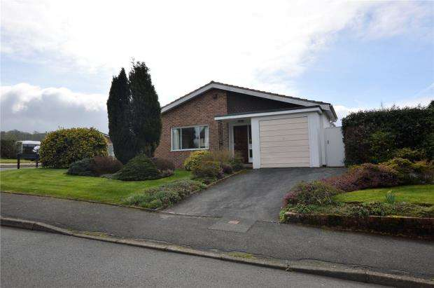3 Bedrooms Detached Bungalow for sale in Pine Park Road, Honiton, Devon
