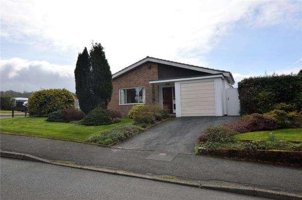 3 Bedrooms Detached Bungalow for sale in Pine Park Road, Honiton, Devon