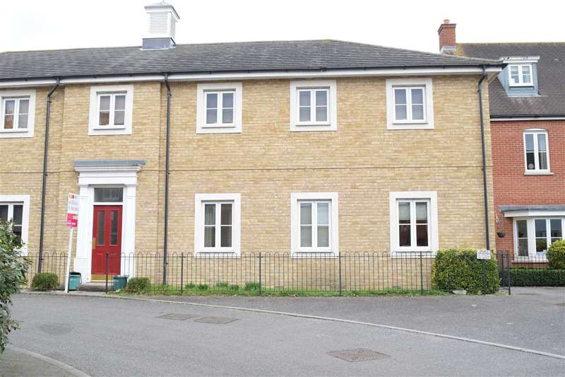 2 Bedrooms Flat for sale in Eastwood Park, Great Baddow, Chelmsford