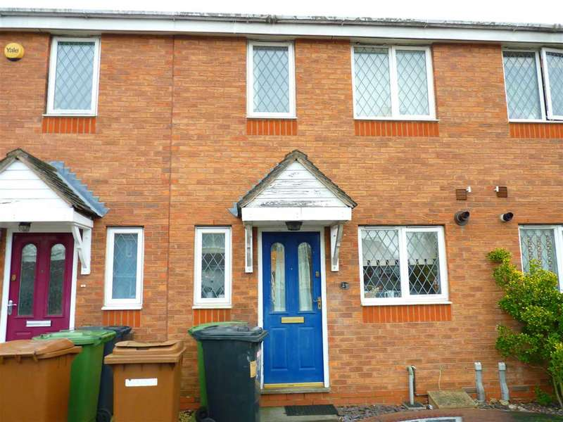 2 Bedrooms Terraced House for sale in Banbury Close, Wellingborough, NN8 2LP