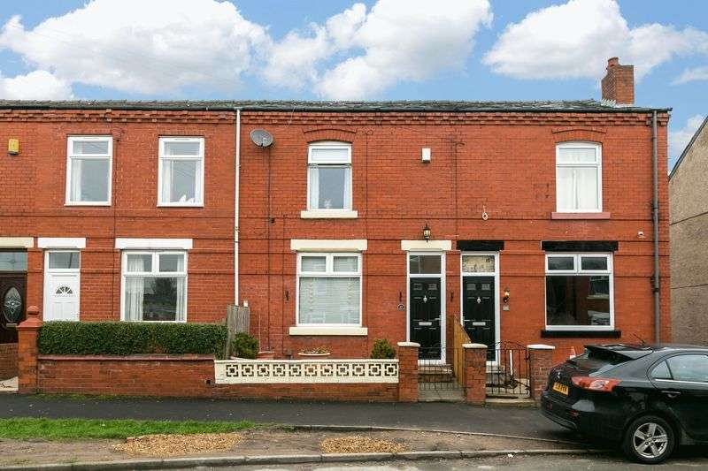 2 Bedrooms Terraced House for sale in Birch Street, Springfield, WN6 7EB