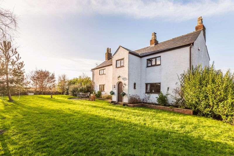 5 Bedrooms Detached House for sale in Drummersdale Lane, Scarisbrick