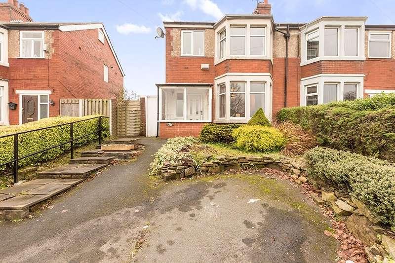 3 Bedrooms Semi Detached House for sale in Fecitt Brow, Blackburn, BB1