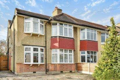 3 Bedrooms Semi Detached House for sale in Bushey Way, Beckenham