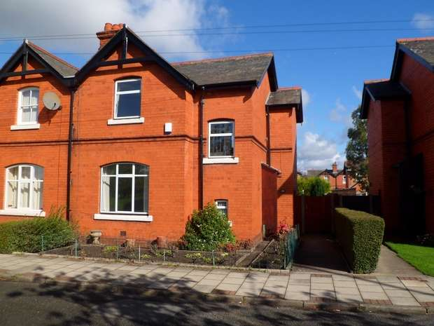 3 Bedrooms End Of Terrace House for rent in South View, Bromborough, Merseyside