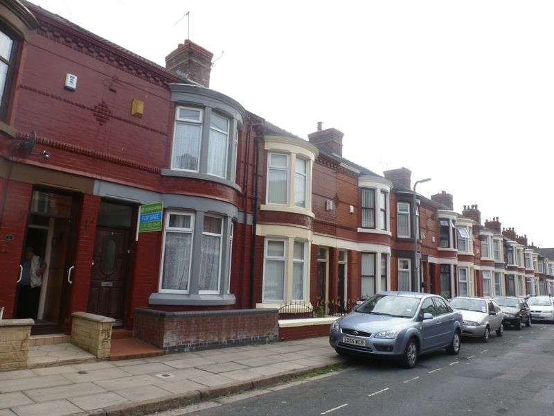 2 Bedrooms Terraced House for sale in Wellbrow Road, Walton