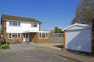 3 Bedrooms Detached House for sale in Ingram Close, Steyning, West Sussex