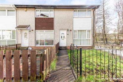 2 Bedrooms End Of Terrace House for sale in Holmhills Road, Cambuslang