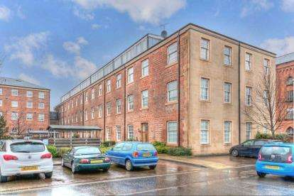 2 Bedrooms Flat for sale in Cook Street, Tradeston