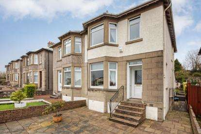3 Bedrooms Semi Detached House for sale in Eldon Street, Greenock