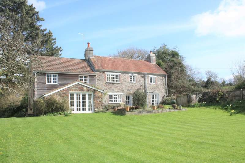 4 Bedrooms House for sale in Henna Mill, HOLBETON, South Devon
