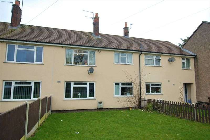 1 Bedroom Flat for sale in Eaton Road, Rocester