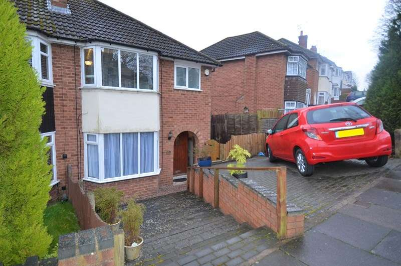 3 Bedrooms Property for sale in Marsham Road, Kings Heath, Birmingham