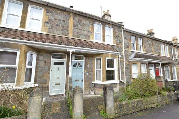 4 Bedrooms Terraced House for sale in St. Johns Road, Lower Weston, BATH, Somerset, BA1 3BW