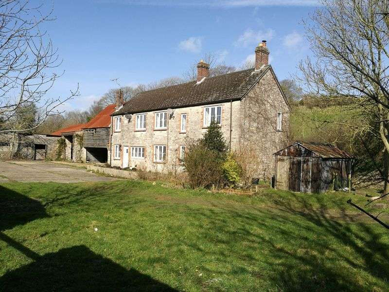 4 Bedrooms Detached House for sale in Winterbourne Steepleton, Dorchester
