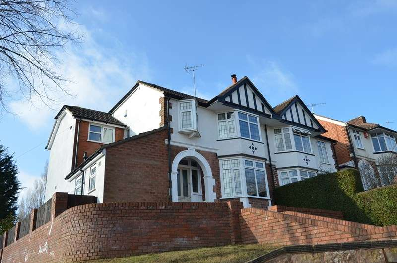 4 Bedrooms Semi Detached House for sale in Church Hill, Northfield, Birmingham
