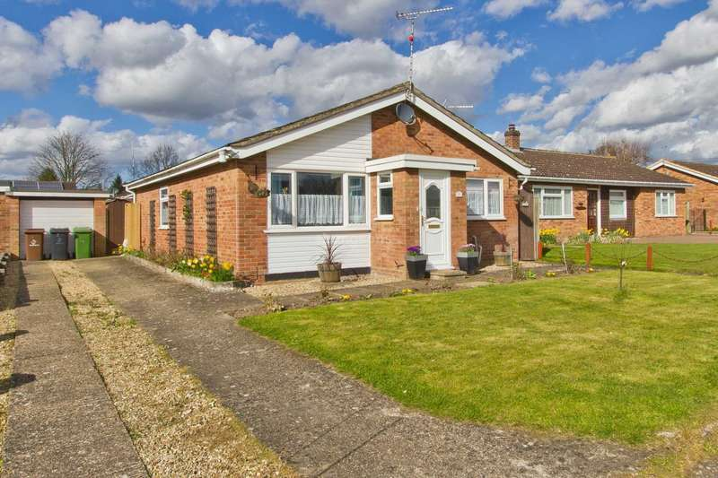 3 Bedrooms Detached Bungalow for sale in Masons Drive, Necton