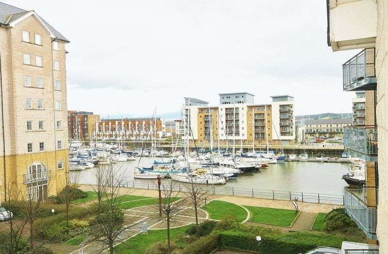 2 Bedrooms Flat for sale in Centre Quay, Portishead