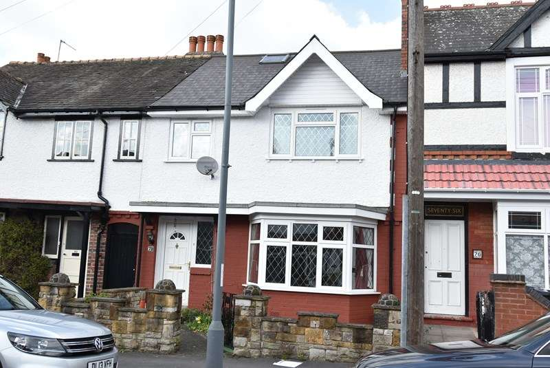 4 Bedrooms Terraced House for sale in Doris Road, Sparkhill