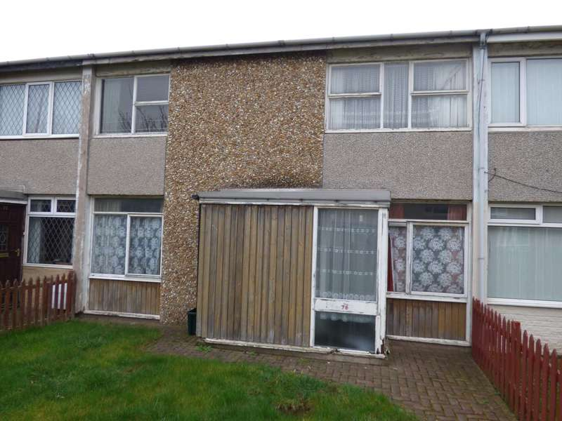 2 Bedrooms Terraced House for sale in Egton Close, Redcar
