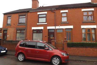 3 Bedrooms Terraced House for sale in High Street, Alsagers Bank, Stoke-On-Trent, Staffordshire