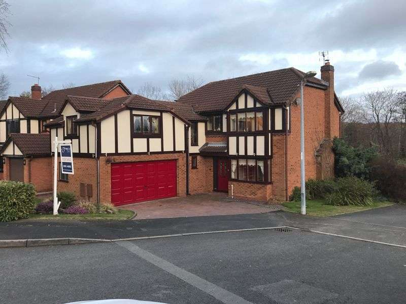 5 Bedrooms Detached House for sale in Norfield View, Telford