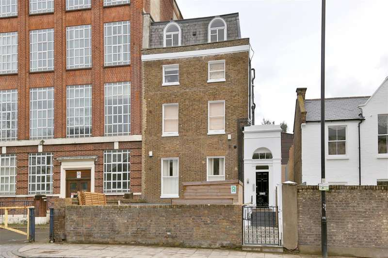 2 Bedrooms Flat for sale in Highbury Grove, London