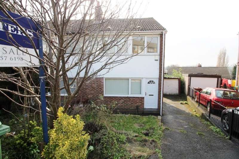 3 Bedrooms End Of Terrace House for sale in Somerdale Grove, Bramley, LS13