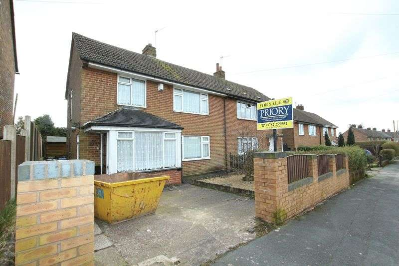 3 Bedrooms Semi Detached House for sale in Mayfield Road, Biddulph