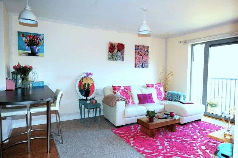 1 Bedroom Flat for sale in Priestley Road, Basingstoke