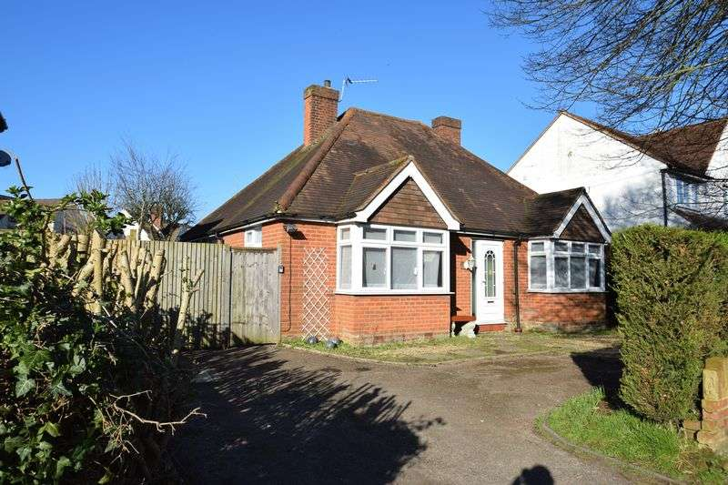 2 Bedrooms Detached Bungalow for sale in Layters Avenue, Chalfont St Peter