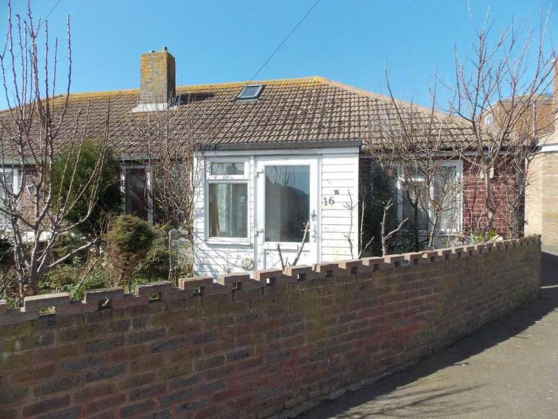 2 Bedrooms Semi Detached Bungalow for sale in Dorothy Avenue, Peacehaven, East Sussex