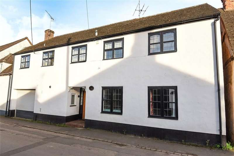 4 Bedrooms End Of Terrace House for sale in Haddenham, Aylesbury