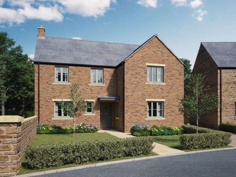 House for sale in Nine New Homes, Noral Way, Banbury, Oxfordshire