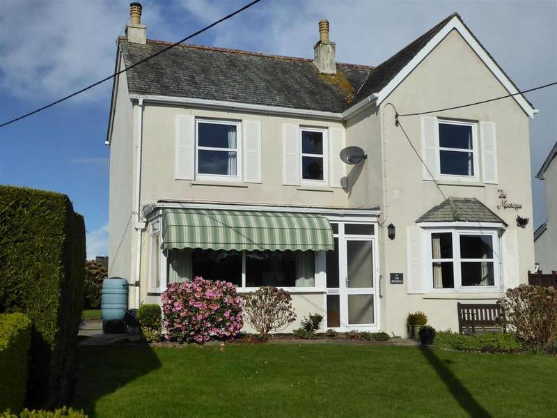 3 Bedrooms Detached House for sale in Portscatho, Truro
