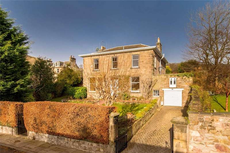 5 Bedrooms Detached House for sale in Hillside, 44 The Causeway, Duddingston Village, Edinburgh, EH15