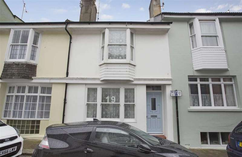 3 Bedrooms Terraced House for sale in Sussex Road, Hove