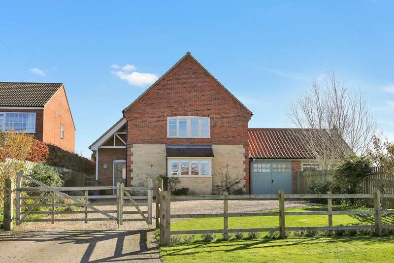 5 Bedrooms Detached House for sale in Church Lane, Redmile, Nottingham