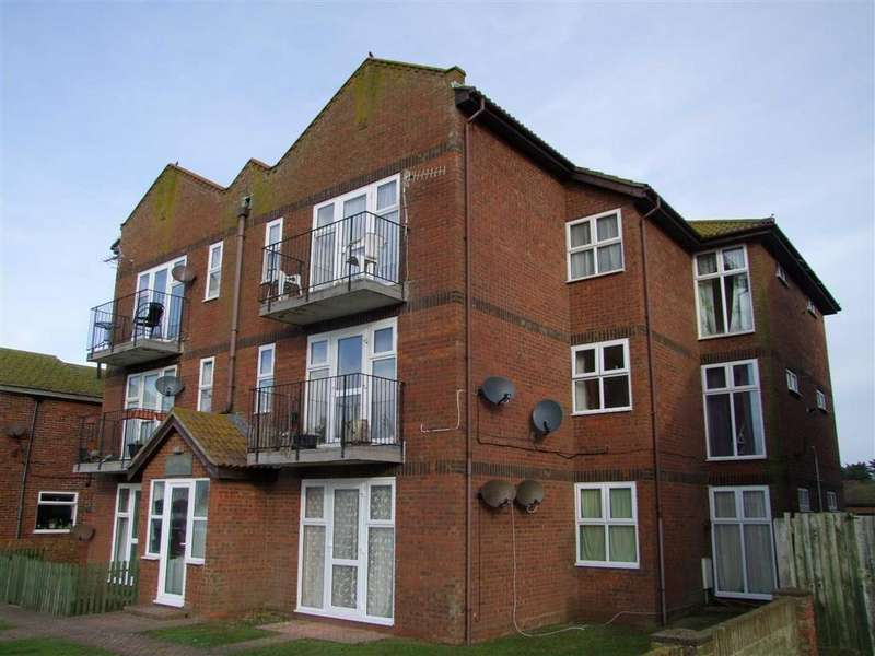 2 Bedrooms Apartment Flat for sale in Palm Court, Peacehaven