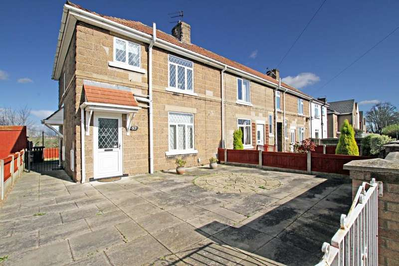 3 Bedrooms End Of Terrace House for sale in St Peters Road, Balby, DN4 0SZ