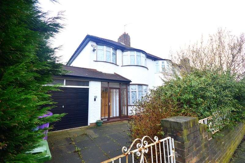 3 Bedrooms Semi Detached House for sale in Orton Road, Childwall