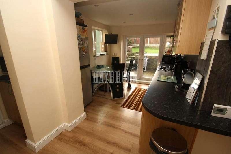 3 Bedrooms Semi Detached House for sale in Woodthorpe Road, Woodthorpe, S13